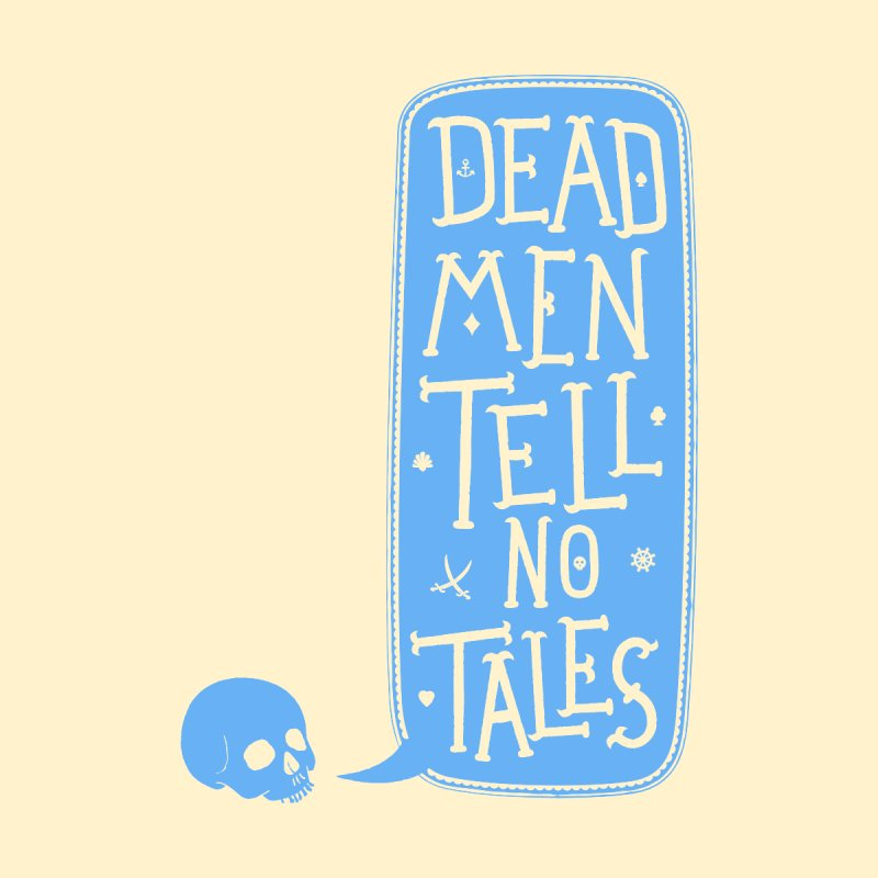 Dead men Men's T-Shirt by Lamalab