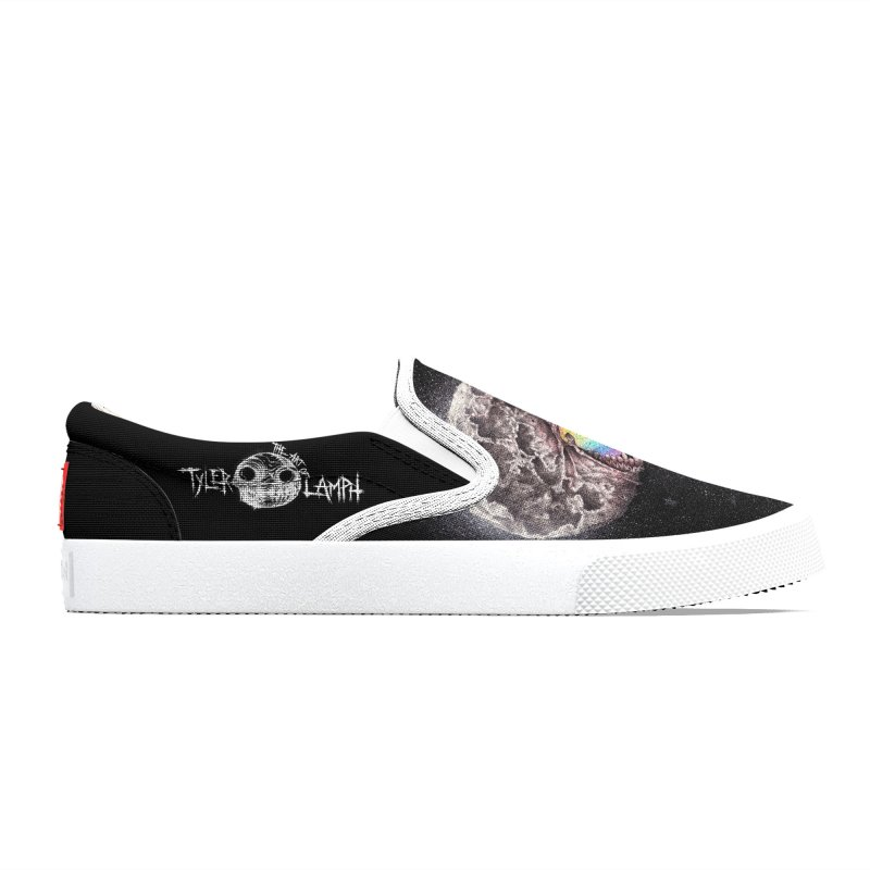 Nocturnal Rainbows Men's Shoes by The Art of Tyler Lamph