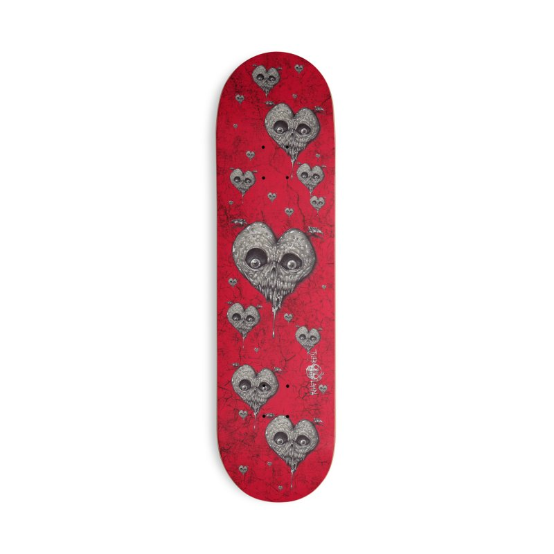 I Think He Likes You Accessories Deck Only Skateboard by lamph's Shop
