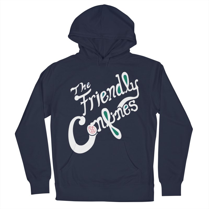 The Friendly Confines Women's Pullover Hoody by Lance Lionetti's Artist Shop