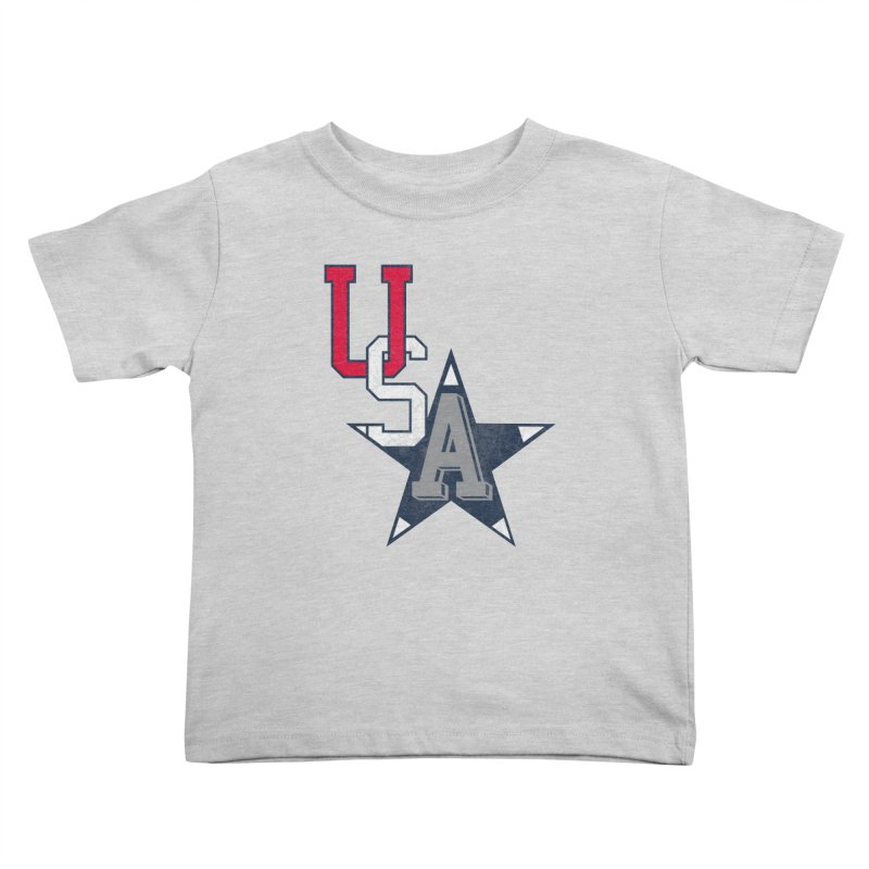 USA Star   by Lance Lionetti's Artist Shop