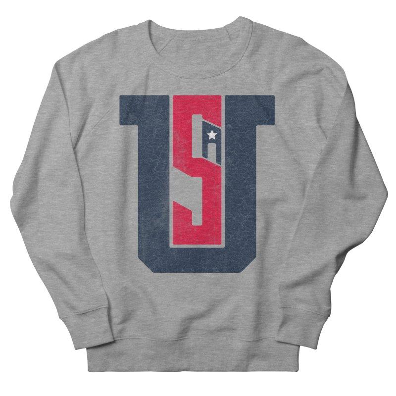 USA Women's Sweatshirt by Lance Lionetti's Artist Shop