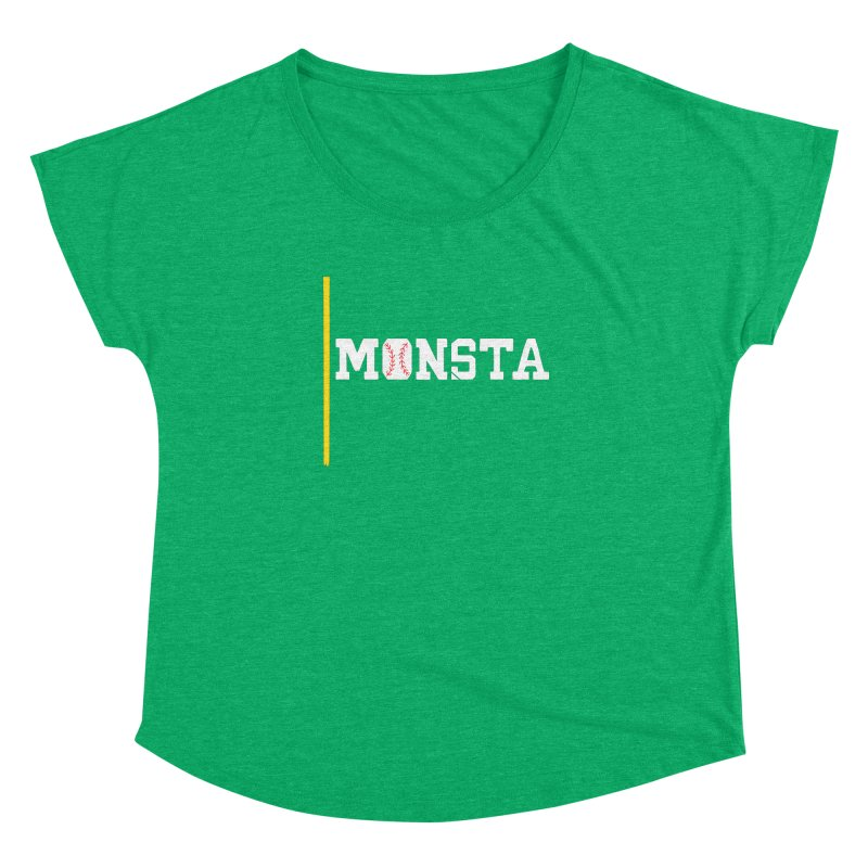 Monsta Women's Dolman by Lance Lionetti's Artist Shop