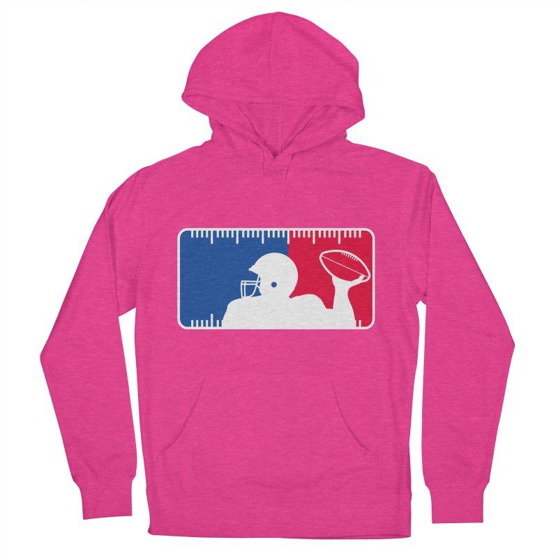 Major League Football Women's Pullover Hoody by Lance Lionetti's Artist Shop