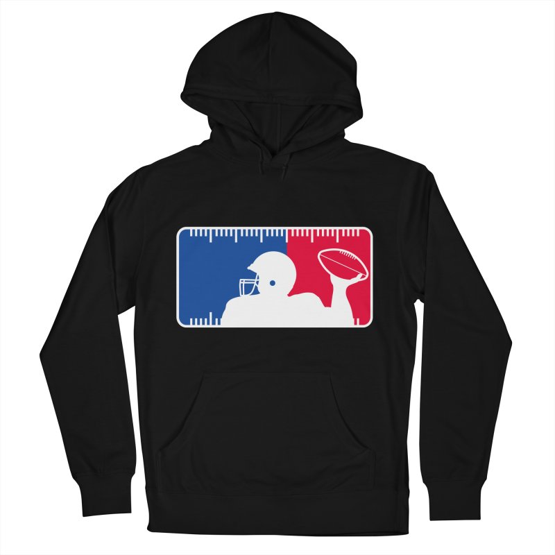Major League Football Women's Pullover Hoody by Lance Lionetti's Artist Shop