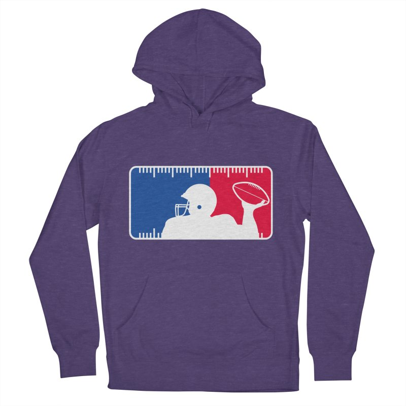 Major League Football Men's Pullover Hoody by Lance Lionetti's Artist Shop