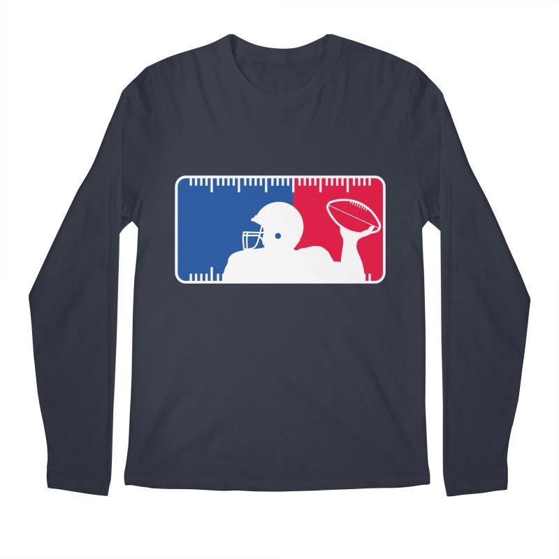 Major League Football Men's Regular Longsleeve T-Shirt by Lance Lionetti's Artist Shop