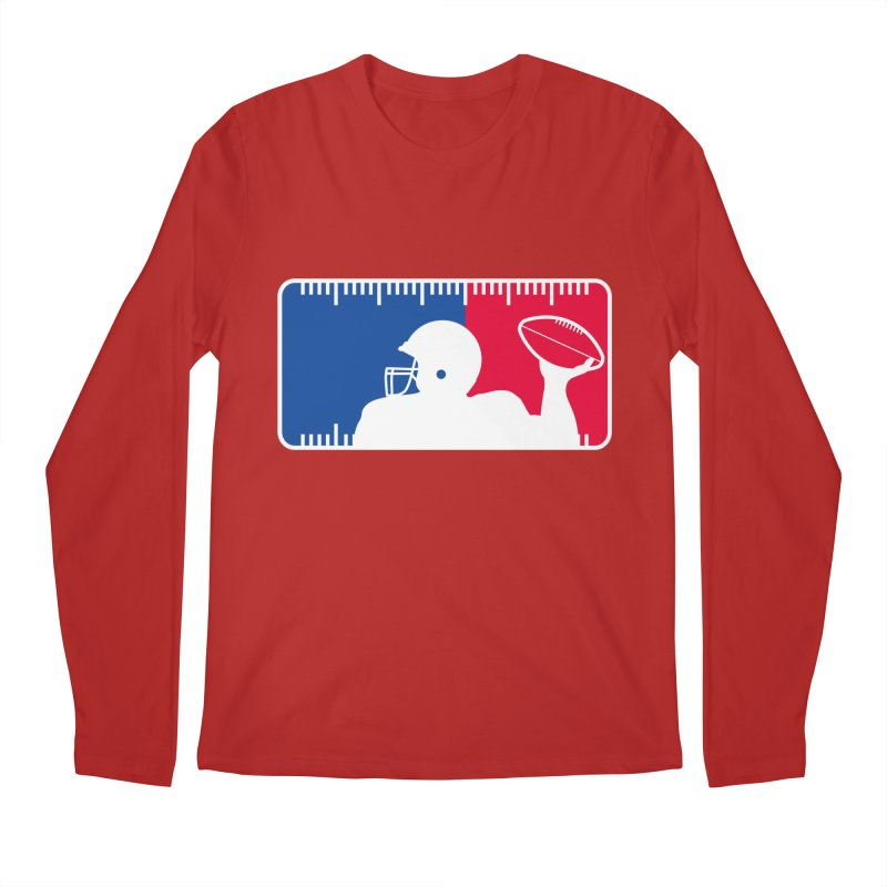 Major League Football Men's Longsleeve T-Shirt by Lance Lionetti's Artist Shop