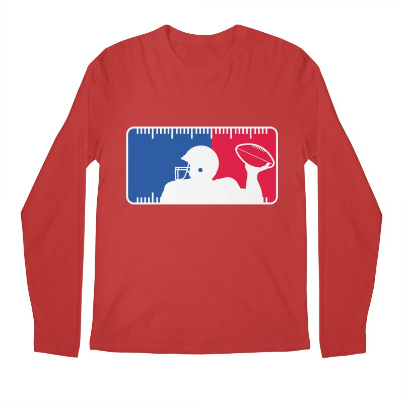 Major League Football Men's Longsleeve T-Shirt by Lance Lionetti's Artist Shop