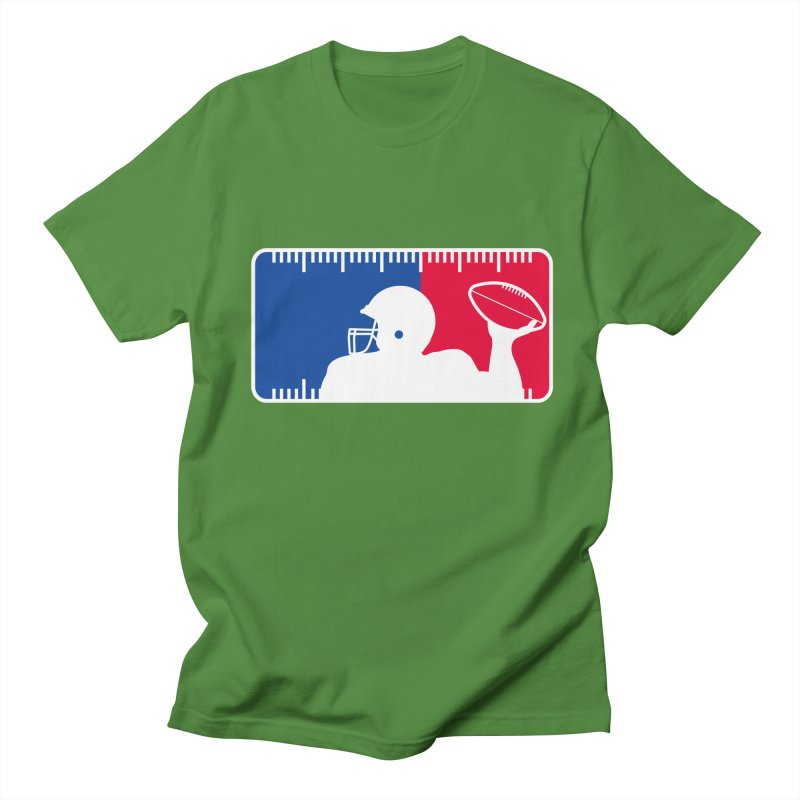 Major League Football Men's T-shirt by Lance Lionetti's Artist Shop