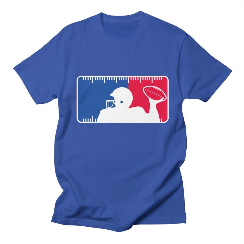 Major League Football Men's T-Shirt by Lance Lionetti's Artist Shop