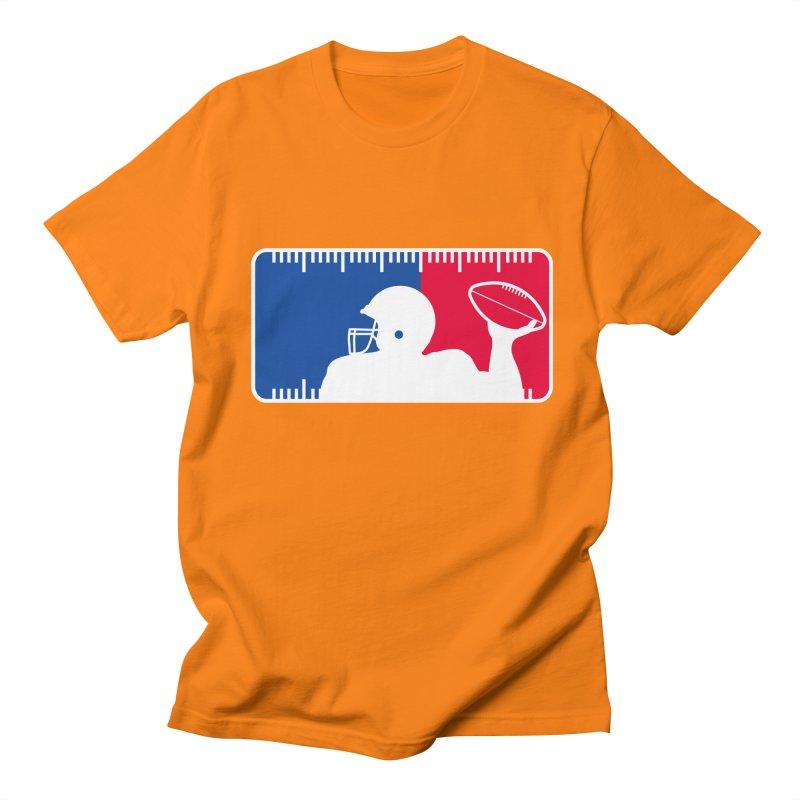Major League Football Men's Regular T-Shirt by Lance Lionetti's Artist Shop