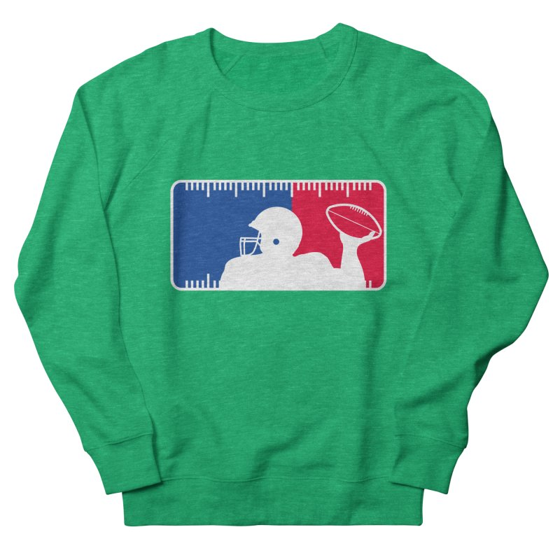 Major League Football Men's French Terry Sweatshirt by Lance Lionetti's Artist Shop