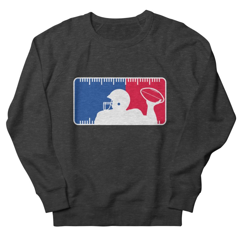 Major League Football Men's Sweatshirt by Lance Lionetti's Artist Shop