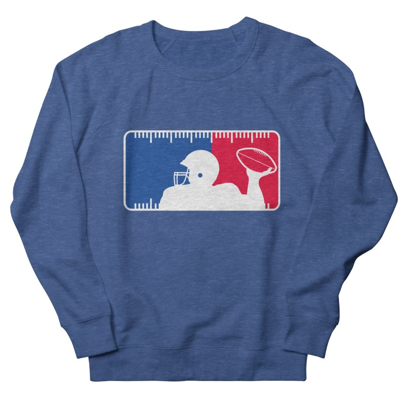 Major League Football Men's Sweatshirt by Lance Lionetti's Artist Shop