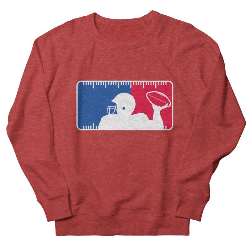 Major League Football Men's French Terry Sweatshirt by Lance Lionetti's Artist Shop