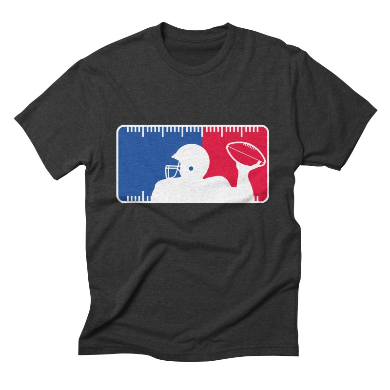 Major League Football Men's Triblend T-Shirt by Lance Lionetti's Artist Shop