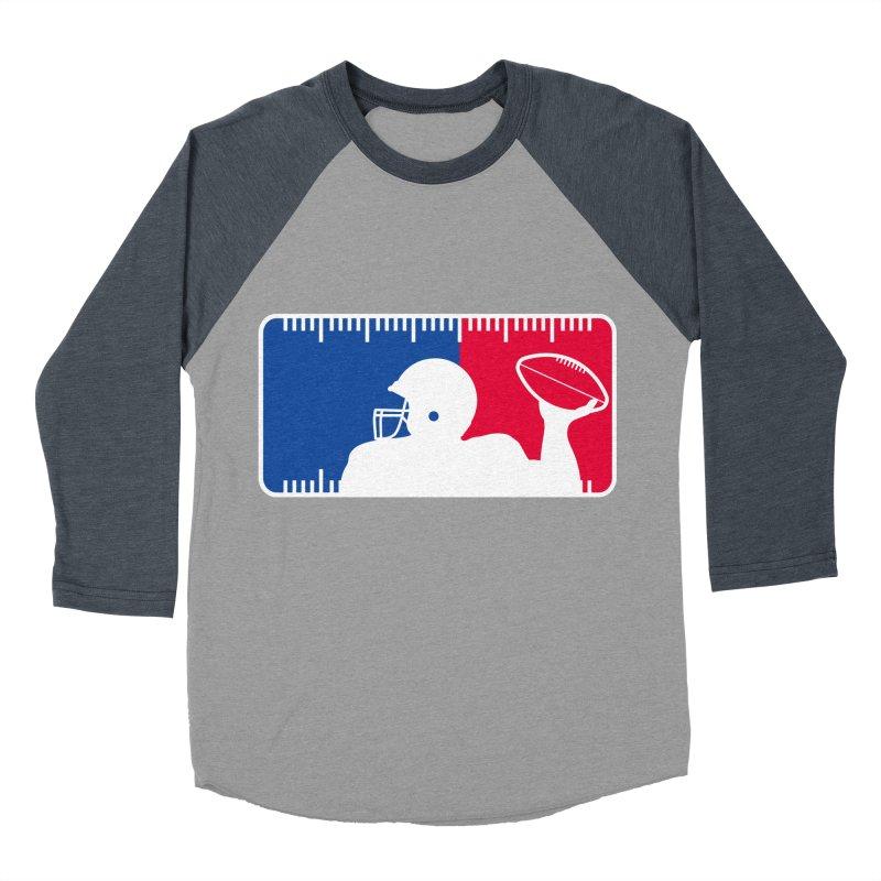 Major League Football Men's Baseball Triblend T-Shirt by Lance Lionetti's Artist Shop