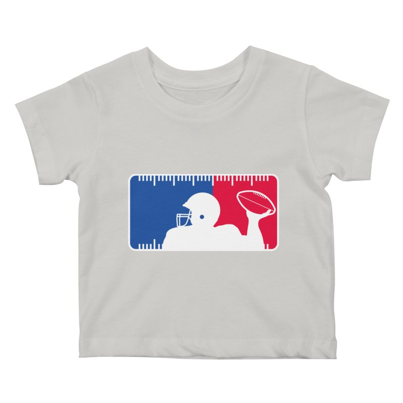 Major League Football Kids Baby T-Shirt by Lance Lionetti's Artist Shop