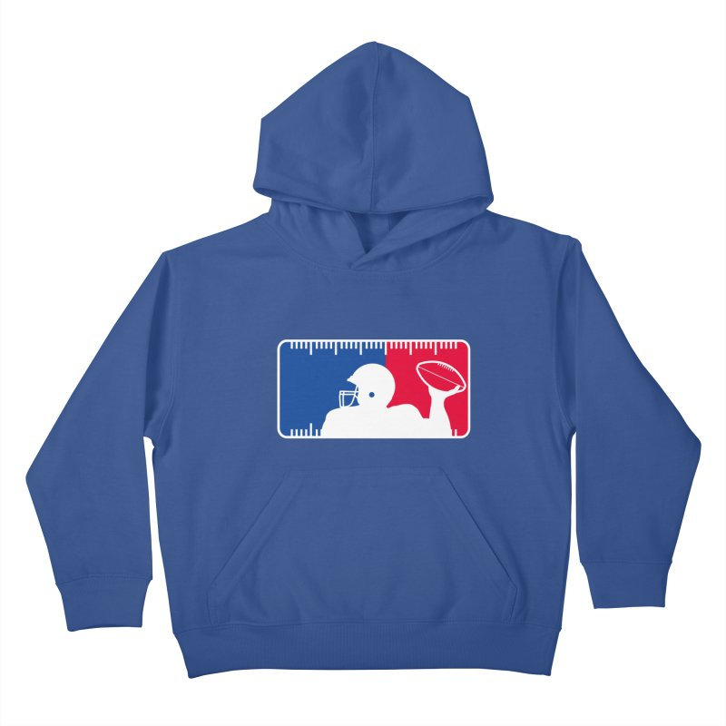 Major League Football Kids Pullover Hoody by Lance Lionetti's Artist Shop