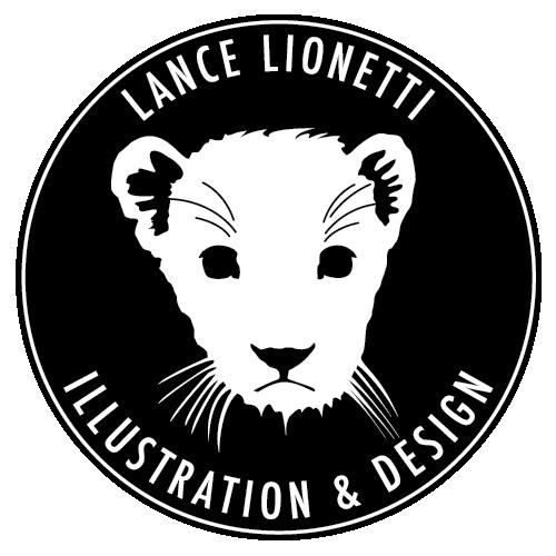 Lance Lionetti's Artist Shop Logo