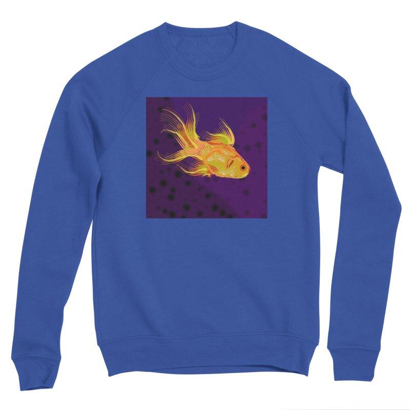 Swiming Fish Women's Sweatshirt by Lance Olson Art
