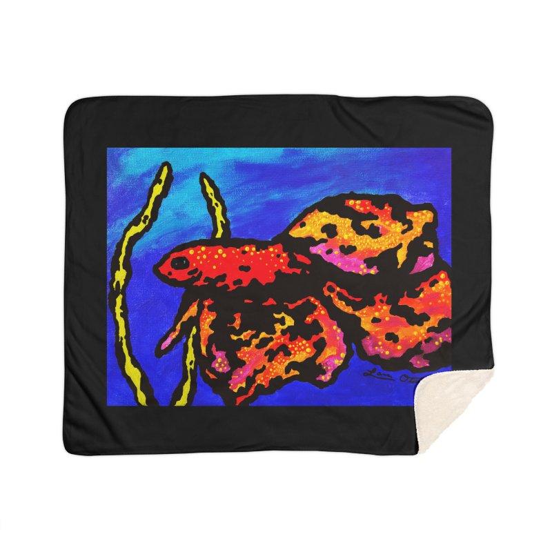 Vega Beta Home Blanket by Lance Olson Art