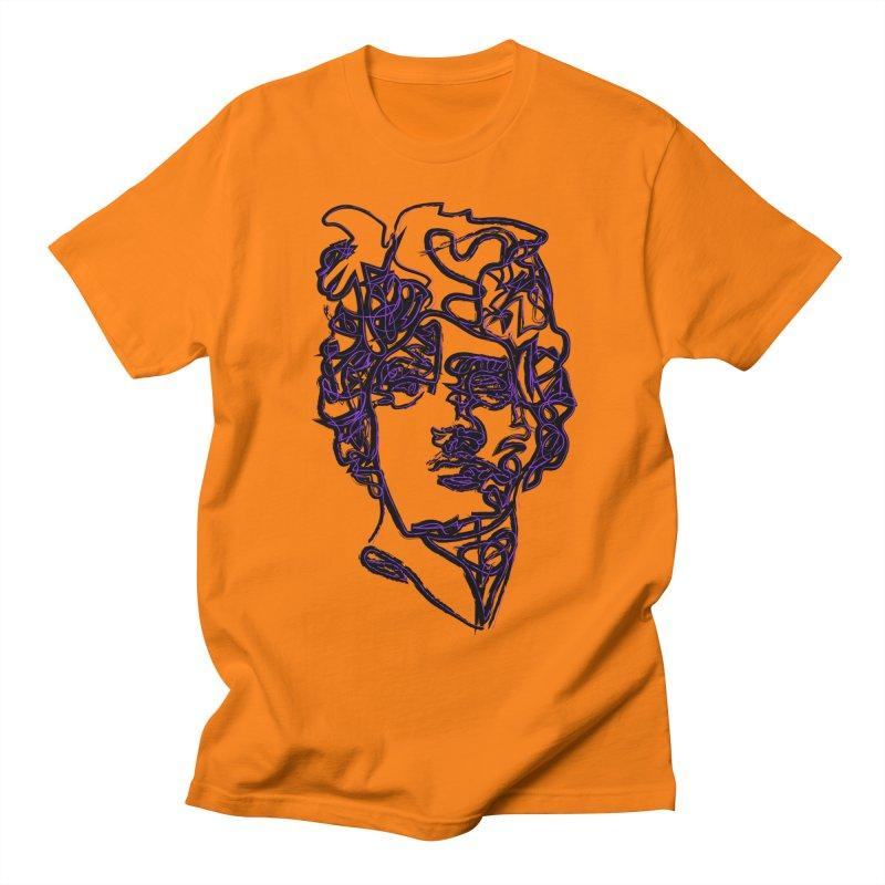 Classic Sketch Men's T-Shirt by Lance Olson Art