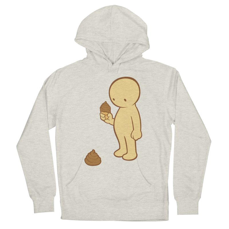 Chocolate Flavor Women's Pullover Hoody by landhell's Artist Shop