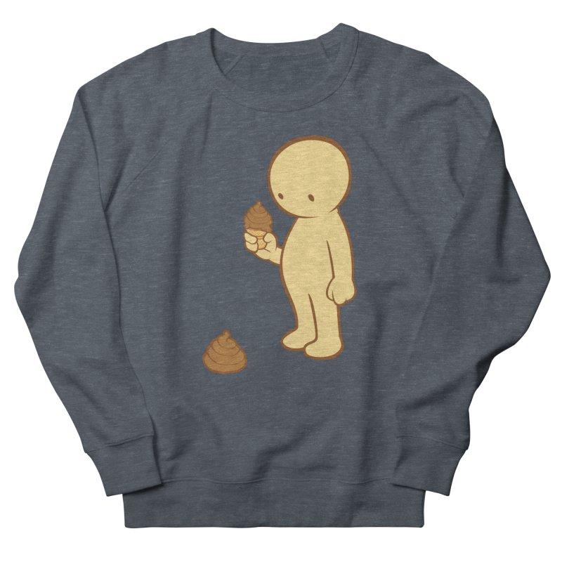 Chocolate Flavor Women's Sweatshirt by landhell's Artist Shop