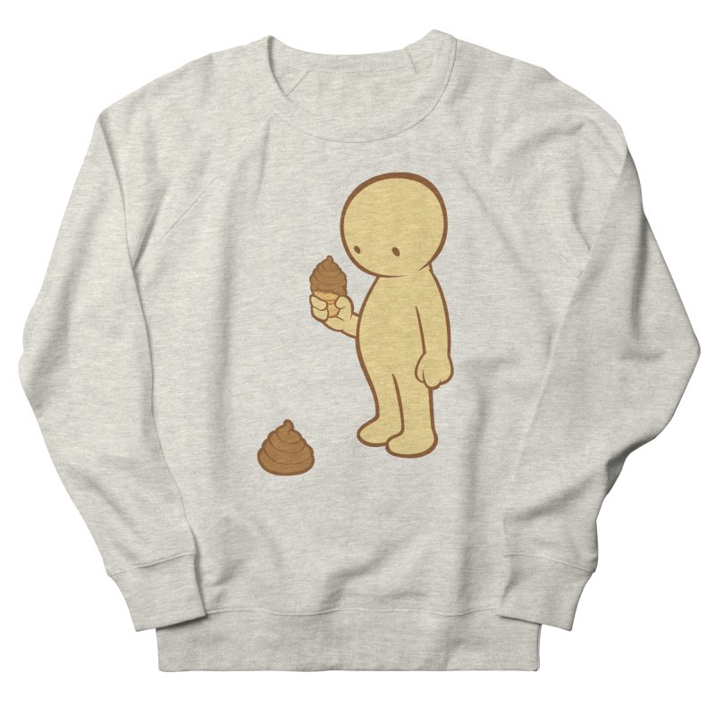 Chocolate Flavor Women's Sweatshirt by landhell's Artist Shop