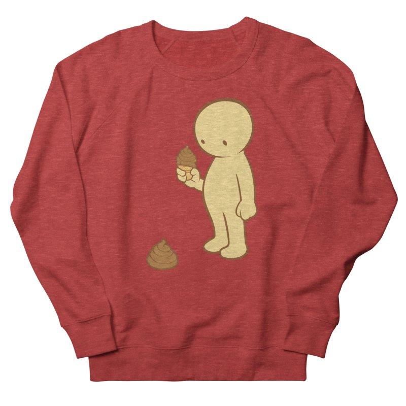 Chocolate Flavor Men's Sweatshirt by landhell's Artist Shop