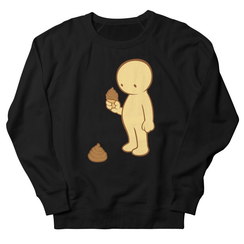Chocolate Flavor Men's Sweatshirt by landhell's Artist Shop