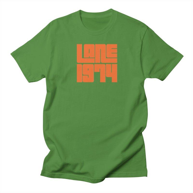 Lane 1974 - Orange  Women's T-Shirt by Lane 1974's Shirt Shop