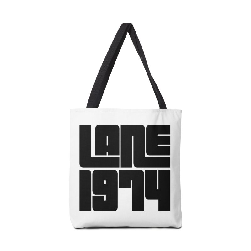 Lane 1974 - Black Accessories Bag by Lane 1974's Shirt Shop