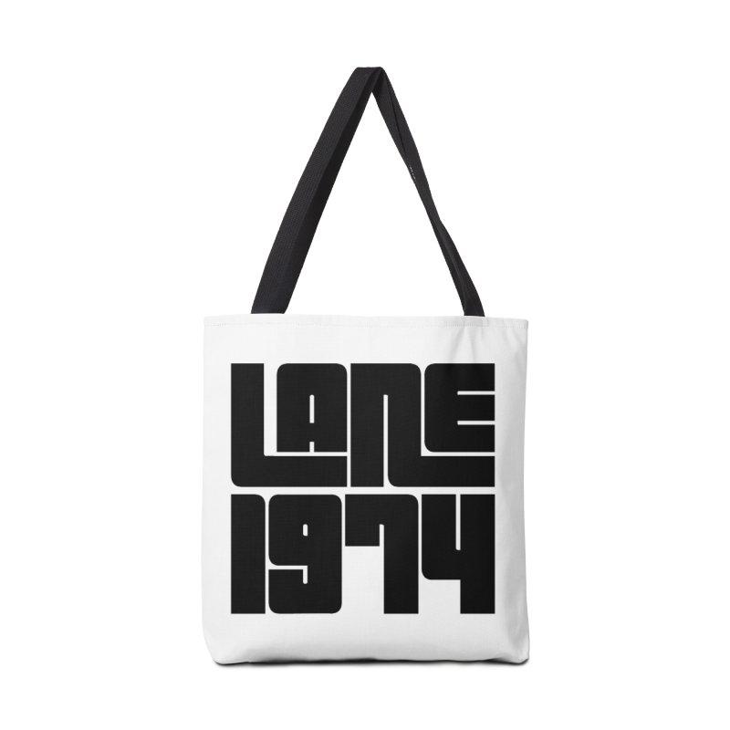 Lane 1974 - Black Accessories Bag by Lane 1974's Shirt Shop