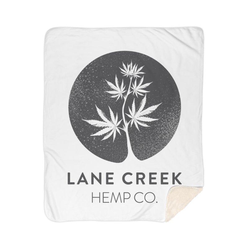 Lane Creek Hemp Home Blanket by Lane Creek Hemp's Artist Shop