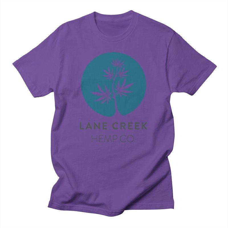 Flavored Men's T-Shirt by Lane Creek Hemp's Artist Shop