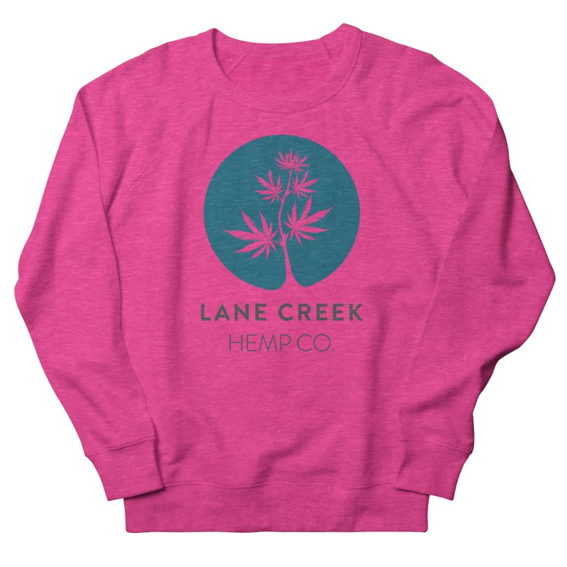 Flavored Men's Sweatshirt by Lane Creek Hemp's Artist Shop
