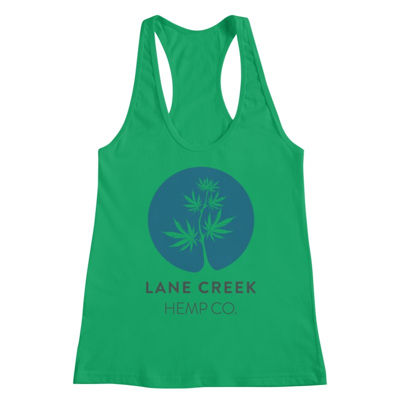 Flavored Women's Tank by Lane Creek Hemp's Artist Shop
