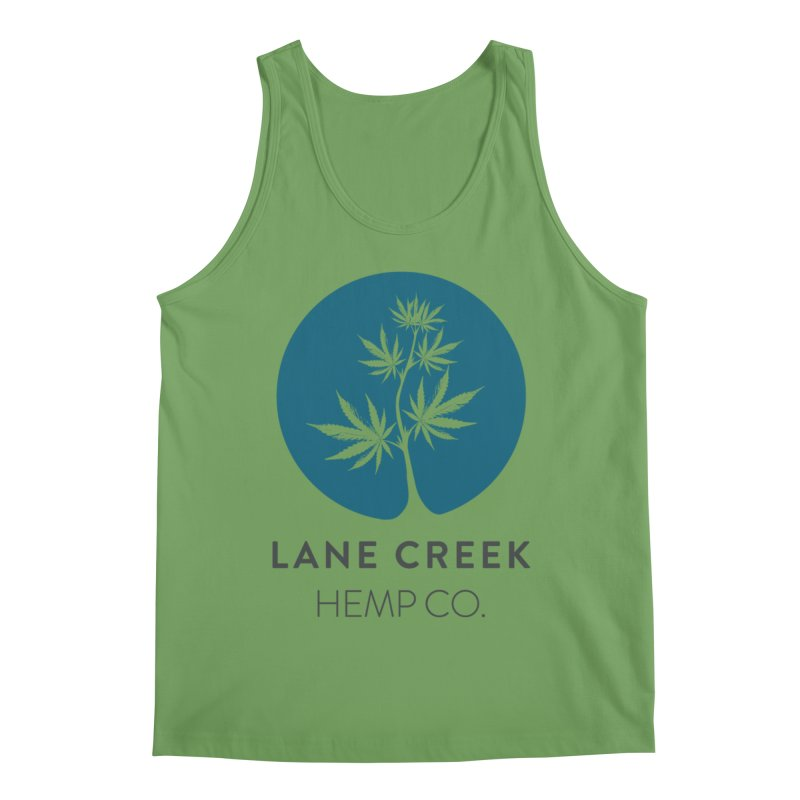 Flavored Men's Tank by Lane Creek Hemp's Artist Shop