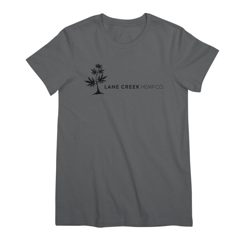 In the Shade Women's T-Shirt by Lane Creek Hemp's Artist Shop