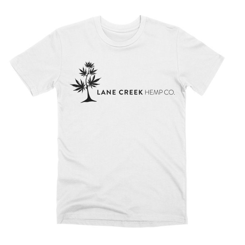 In the Shade Men's T-Shirt by Lane Creek Hemp's Artist Shop