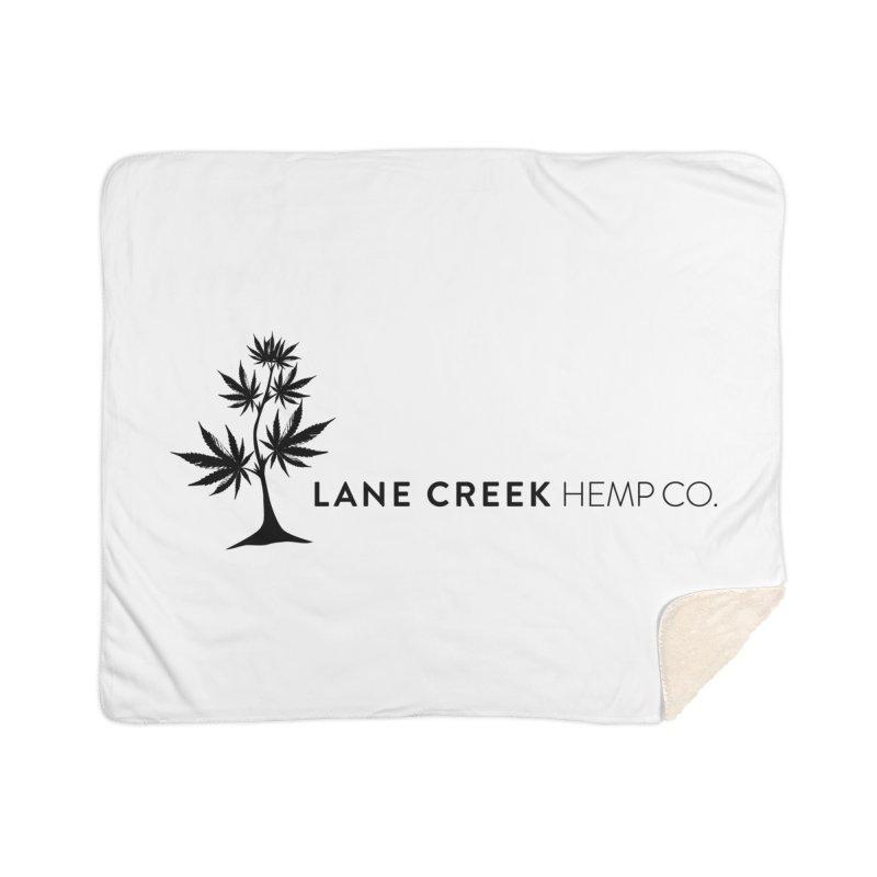 In the Shade Home Blanket by Lane Creek Hemp's Artist Shop