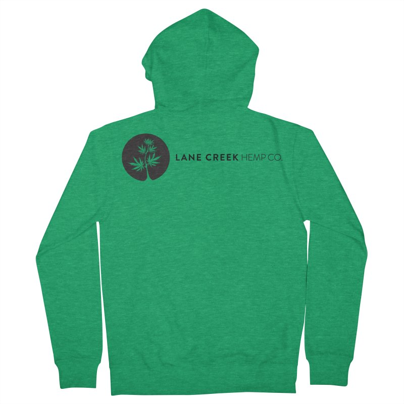 Alongside Women's Zip-Up Hoody by Lane Creek Hemp's Artist Shop