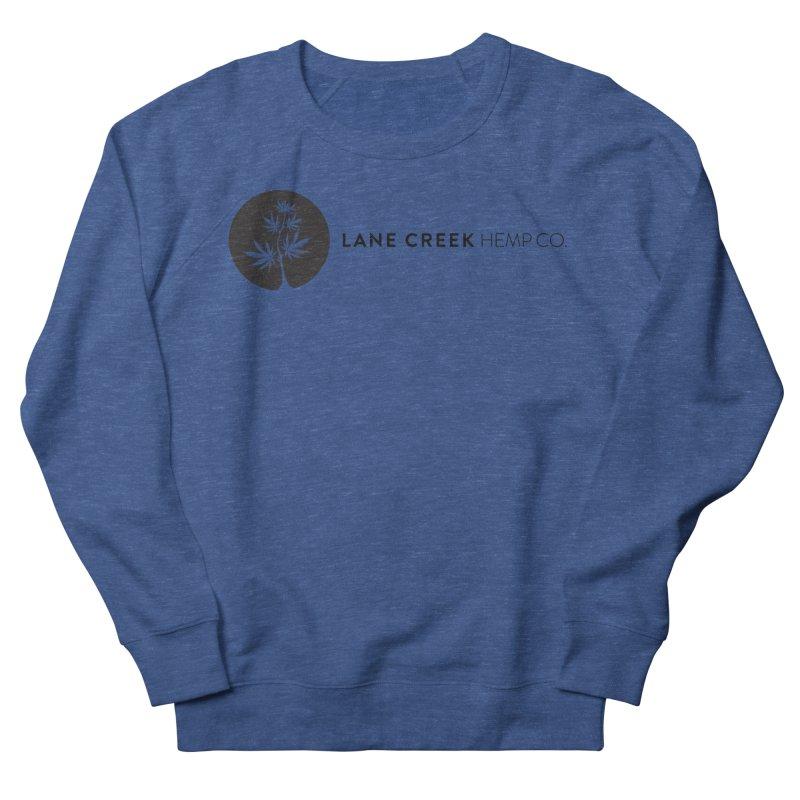Alongside Men's Sweatshirt by Lane Creek Hemp's Artist Shop