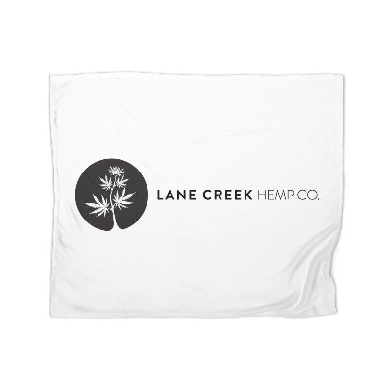 Alongside Home Blanket by Lane Creek Hemp's Artist Shop