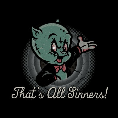 Design for That's All Sinners! (ver.2)