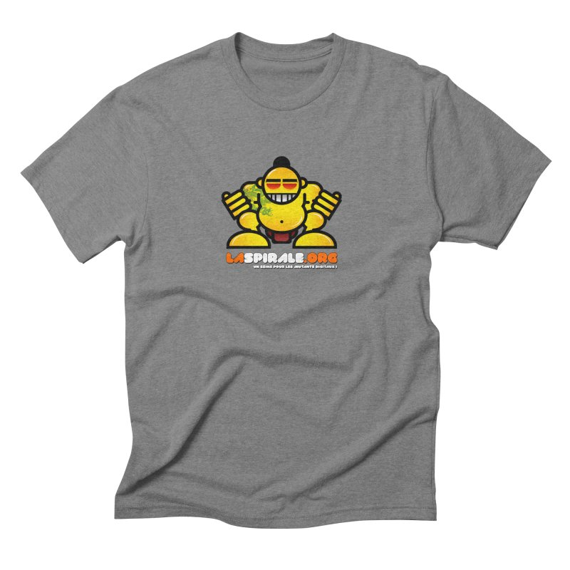 """""""Samurai Robot"""" by LaSpirale.org Men's T-Shirt by La Spirale"""