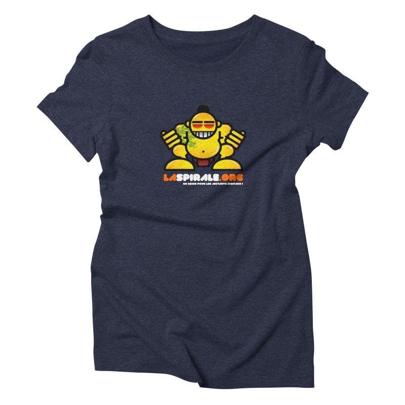 """""""Samurai Robot"""" by LaSpirale.org Women's T-Shirt by La Spirale"""